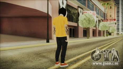 DLC Halloween GTA 5 Skin 3 für GTA San Andreas dritten Screenshot