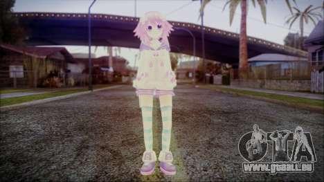 Neptune Re Birth [Hyperdimension Neptunia] für GTA San Andreas zweiten Screenshot