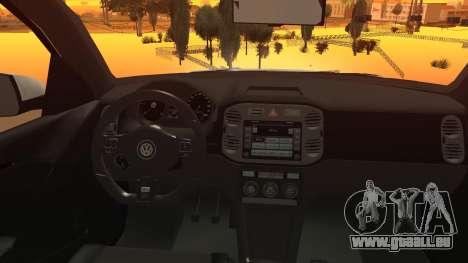 Volkswagen Tiguan Vossen Edition pour GTA San Andreas vue de droite
