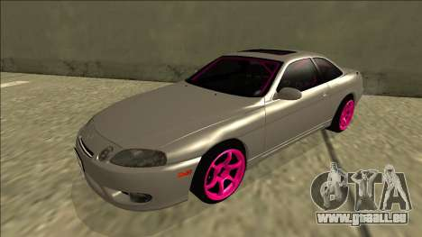 Lexus SC 300 Drift pour GTA San Andreas