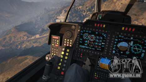 GTA 5 AH-1Z Viper fünfter Screenshot