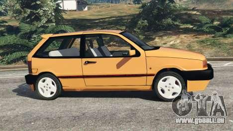 GTA 5 Fiat Tipo vue latérale gauche