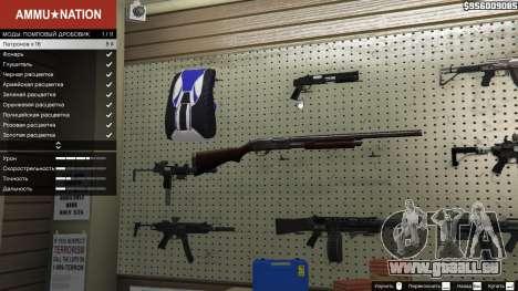 Remington 870e für GTA 5