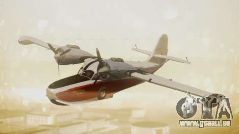 Grumman G-21 Goose NC327 Cutter Goose für GTA San Andreas