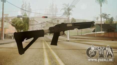 GTA 5 Shotgun für GTA San Andreas zweiten Screenshot