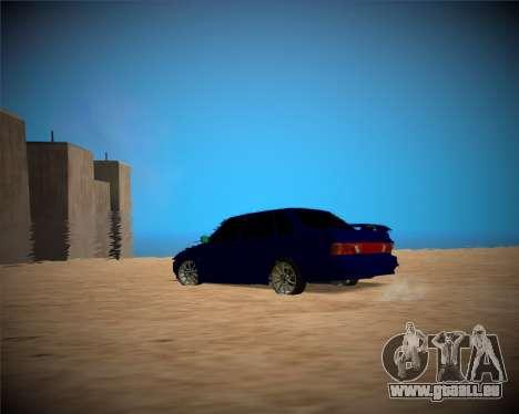 VAZ-2115 pour GTA San Andreas vue de côté