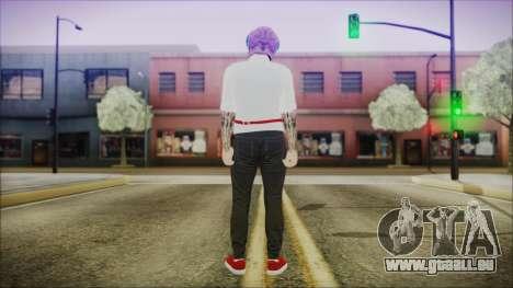 DLC Halloween GTA 5 Mosca für GTA San Andreas dritten Screenshot