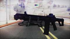 SOWSAR-17 Type G Assault Rifle with Grenade pour GTA San Andreas