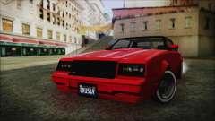 GTA 5 Willard Faction Custom without Extra IVF für GTA San Andreas