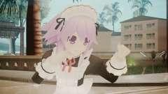 Neptune Maid [Hyperdimension Neptunia]