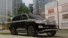 Toyota Land Cruiser 2016 pour GTA San Andreas