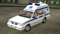 Daewoo-FSO Polonez Cargo Krankenwagen 1999
