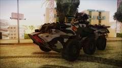 Norinco Type 92 from Mercenaries 2
