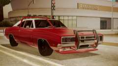 Dodge Charger O Death RT 1969