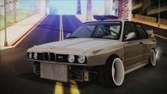 BMW M3 E30 Camber für GTA San Andreas