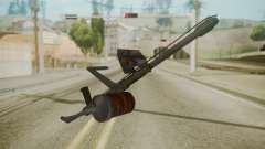 GTA 5 Flame Thrower