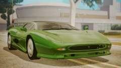 Jaguar XJ220 1992 IVF АПП