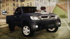 Toyota Hilux 2015 v2 pour GTA San Andreas