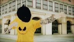 DLC Halloween GTA 5 Calabaza