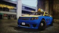Cheval Fugitive Downtown Cab Co. Taxi