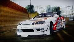 Lexus SC300 Edit pour GTA San Andreas