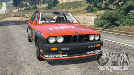 BMW M3 (E30) 1991 [RST] v1.2 pour GTA 5