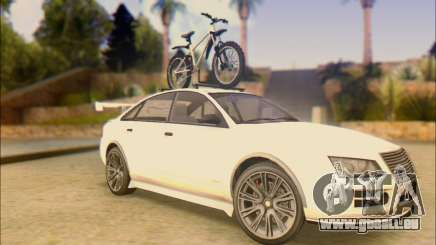 Obey Tailgater Special Tuning pour GTA San Andreas