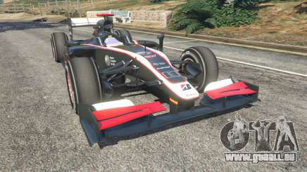 Hispania F110 (HRT F110) v1.1 pour GTA 5