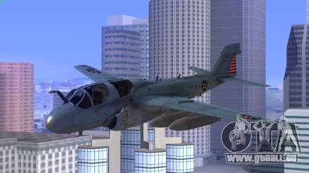 Northrop Grumman EA-6B Prowler VAQ-129 pour GTA San Andreas