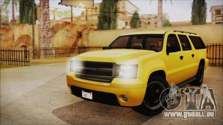 GTA 5 Declasse Granger IVF für GTA San Andreas