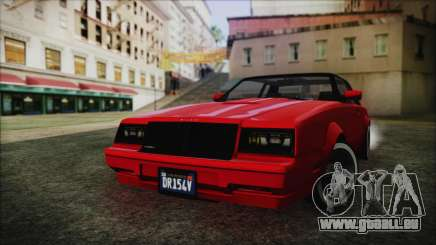 GTA 5 Willard Faction Custom without Extra IVF für GTA San Andreas