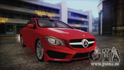 Mercedes-Benz CLA 250 für GTA San Andreas