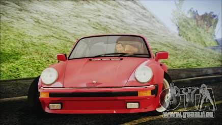 Porsche 911 Turbo 3.3 Coupe (930) 1986 für GTA San Andreas