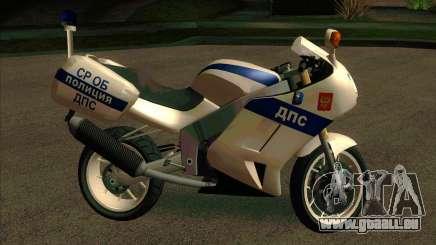 BMW R1200S von Motobot (DPS) für GTA San Andreas