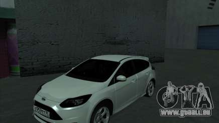 Ford Focus ST baleen für GTA San Andreas