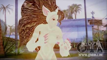 MVC3 Felicia pour GTA San Andreas