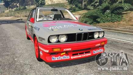 BMW M3 (E30) 1991 [Wild Autonio] v1.2 für GTA 5