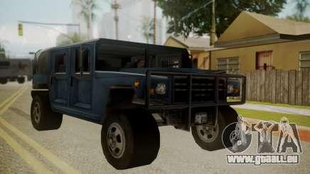 Patriot III pour GTA San Andreas