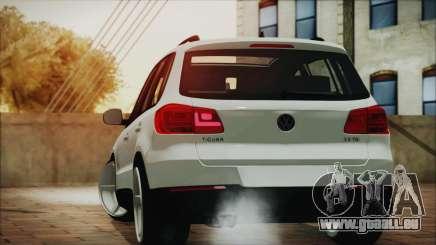 Volkswagen Tiguan Vossen Edition für GTA San Andreas