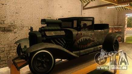 Albany Frenken Stange Rusty Edition für GTA San Andreas