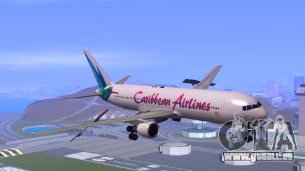 Boeing 767-300 Caribbean Airlines pour GTA San Andreas
