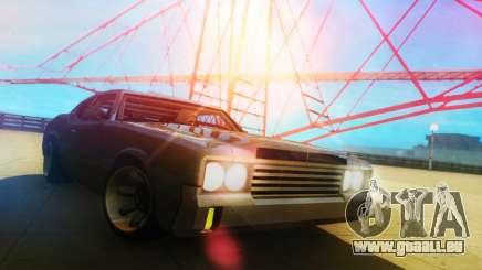 Sabre Race Edition für GTA San Andreas