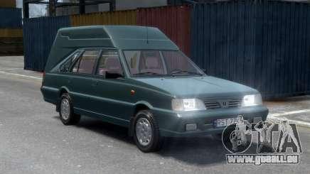 Daewoo-FSO Polonez Cargo Van Plus 1999 pour GTA 4