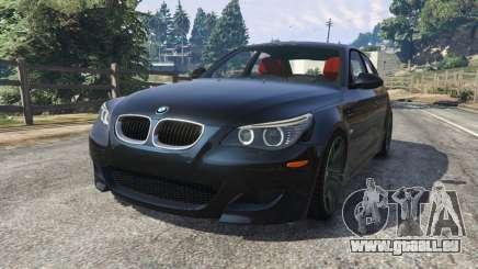 BMW M5 (E60) v1.1 für GTA 5