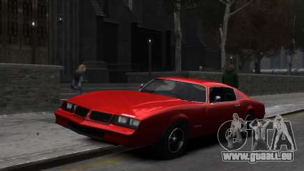 Classic Muscle Phoenix IV für GTA 4