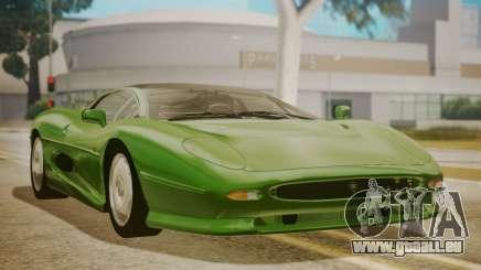 Jaguar XJ220 1992 IVF АПП für GTA San Andreas