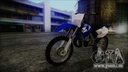 Yamaha YZ250 für GTA San Andreas
