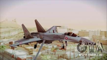 Sukhoi SU-27 Royal Danish Air Force pour GTA San Andreas
