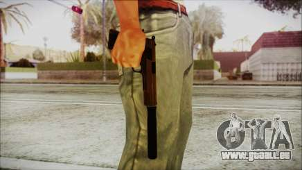 Original Colt 45 Silenced HD für GTA San Andreas