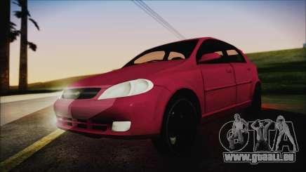 Chevrolet Aveo für GTA San Andreas